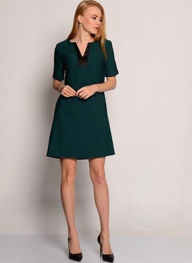 Fresh Company Elbise Yeşil